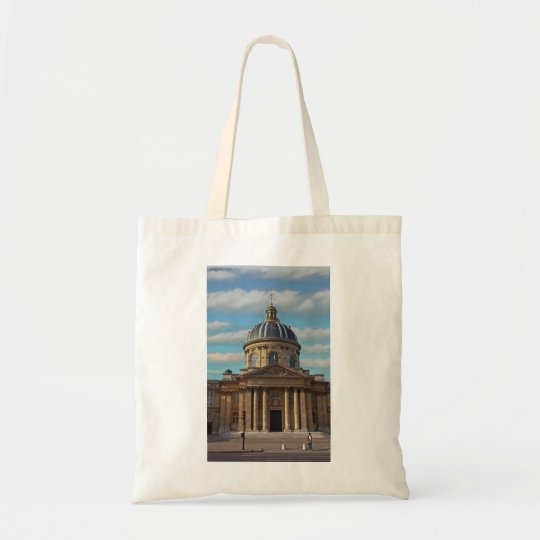 Paris - Bibliotheque Mazarine Tote Bag