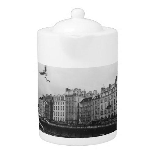 París blanco y negro