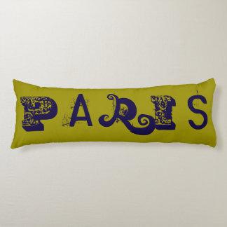 Paris - Body Pillow