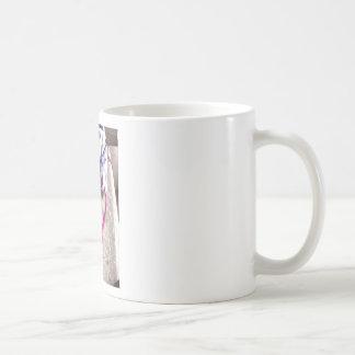 Paris bookbag mug