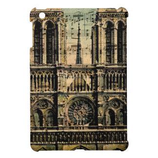 Paris Building Case For The iPad Mini