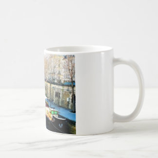 Paris by day mugs
