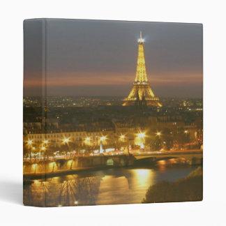 Paris by Night Binder