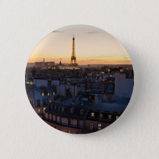 Paris by night button