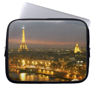 Paris by Night Computer Sleeve