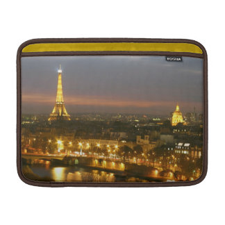 Paris by Night MacBook Air Sleeve