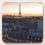 Paris by night posavasos