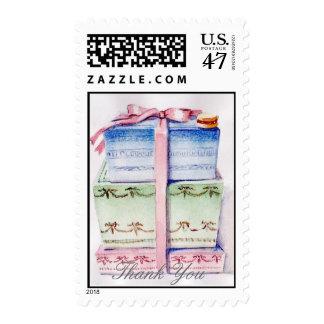Paris Cadeau Stamp