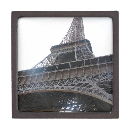 París Cajas De Recuerdo De Calidad