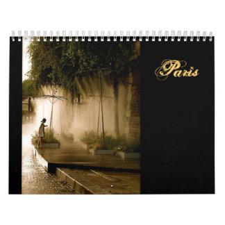 París Calendario
