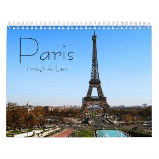 París Calendarios