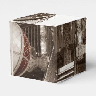 Paris Carouse Party Favor Box