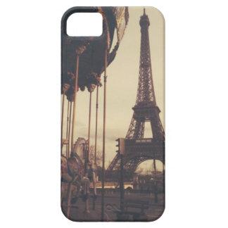 Paris + Carousel iPhone SE/5/5s Case