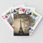 París Cartas De Juego