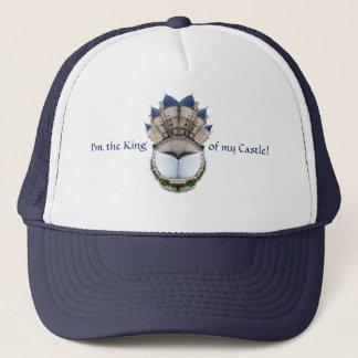 Paris Castle Ring Trucker Hat