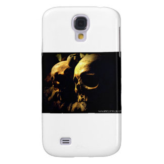 Paris Catacombs by April A Taylor Samsung Galaxy S4 Case