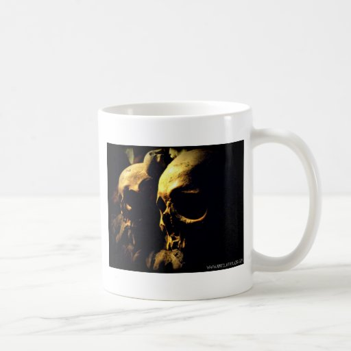 Paris Catacombs by April A Taylor Classic White Coffee Mug