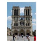 París - Cath�drale Notre-Dame - Postal
