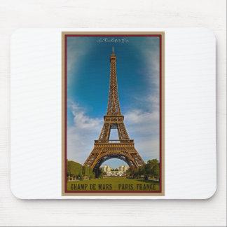 Paris - Champ de Mars Mouse Pad