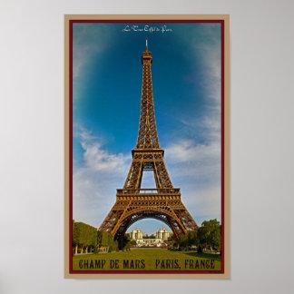 París - Champ de Mars Impresiones