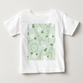 Paris,chic,vintage,mint,green,love,elegant,spring, Shirts
