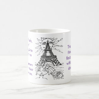 Paris - City Mug