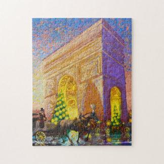 Paris - City Puzzle