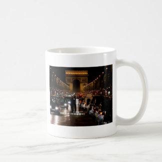Paris Classic White Coffee Mug