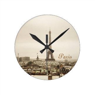 """""""Paris"""" Clock"""