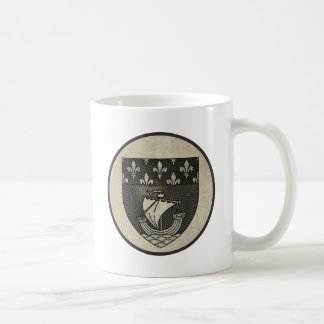 Paris Coat of Arms Coffee Mug