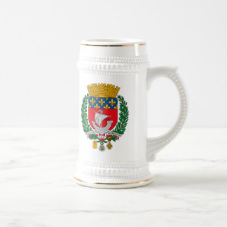 Paris Coat of Arms Mug