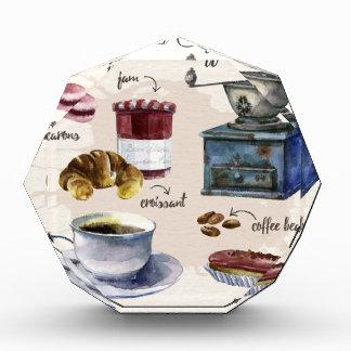 Paris coffee award