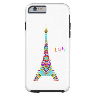 PARIS coils Tough iPhone 6 Case