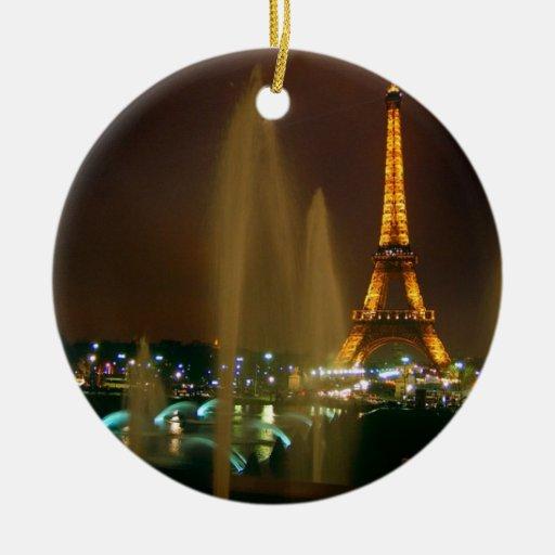 Paris Collection Ornament