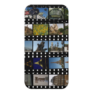 Paris Collection Speck Case Cover For iPhone 4