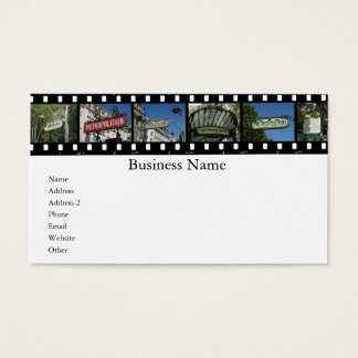 Paris Collections Business Card
