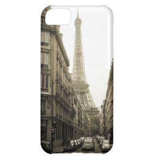 Paris Cover For iPhone 5C