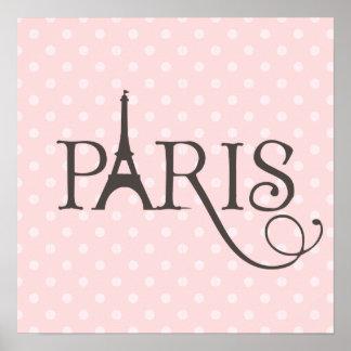 París de lujo póster