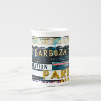 Paris - Debit de Biere Tea Cup