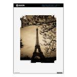 Paris Decal For iPad 3