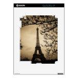 Paris Decals For The iPad 2