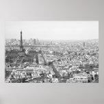 París desde arriba de VI Posters