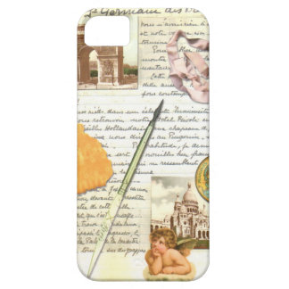 Paris Diary iPhone 5 Speck Case