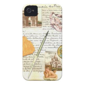 Paris Diary iPhone Case