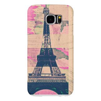 Paris Eiffel Samsung Galaxy S6 Case