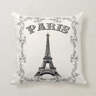 Paris Eiffel Tour Pillow
