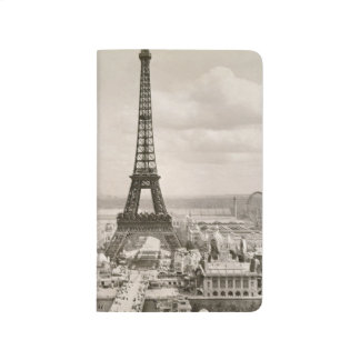 Paris: Eiffel Tower, 1900 Journal