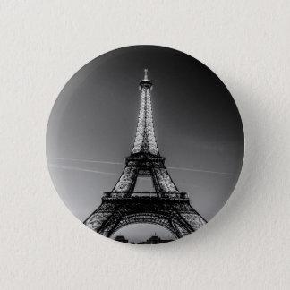 Paris - Eiffel Tower #2 swipes in Pinback Button