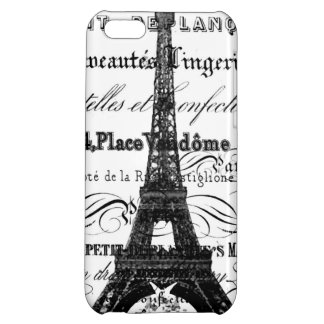 Paris Eiffel Tower Case For iPhone 5C