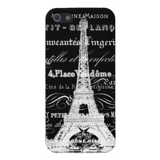 Paris Eiffel Tower Case For iPhone SE/5/5s